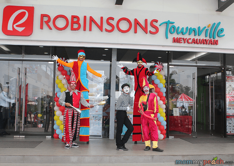 Robinsons Townville, Robinsons Retail Holdings, Inc.'s New Brand Name For Its Community Malls