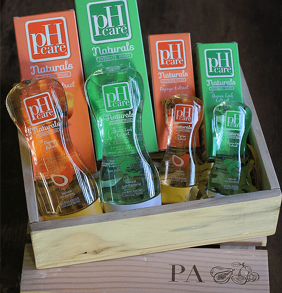 Natural Care with pH Care Naturals