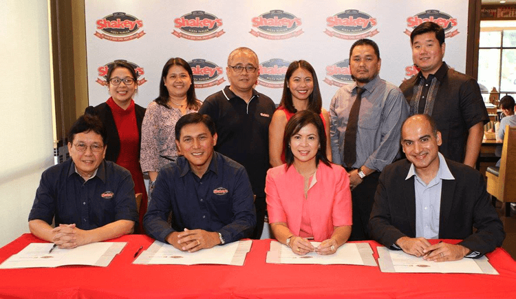 Shakey's Business Round Table Discussion