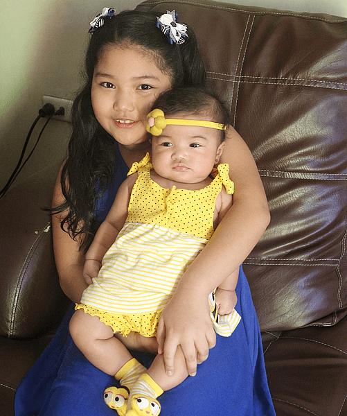 Twinkle at 3 Months + Ykaie #OOTD