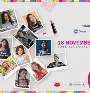 Get VIP and Meet & Greet access to It's A Girl Thing with Globe!