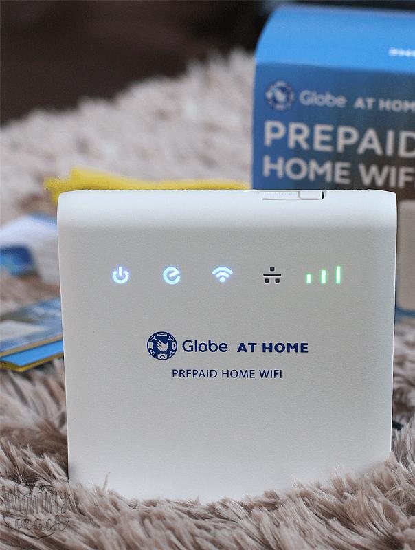 Globe At Home Prepaid Home Wifi