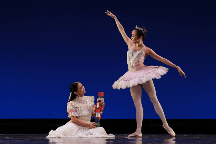 A Magical Filipino Christmas in The Nutcracker