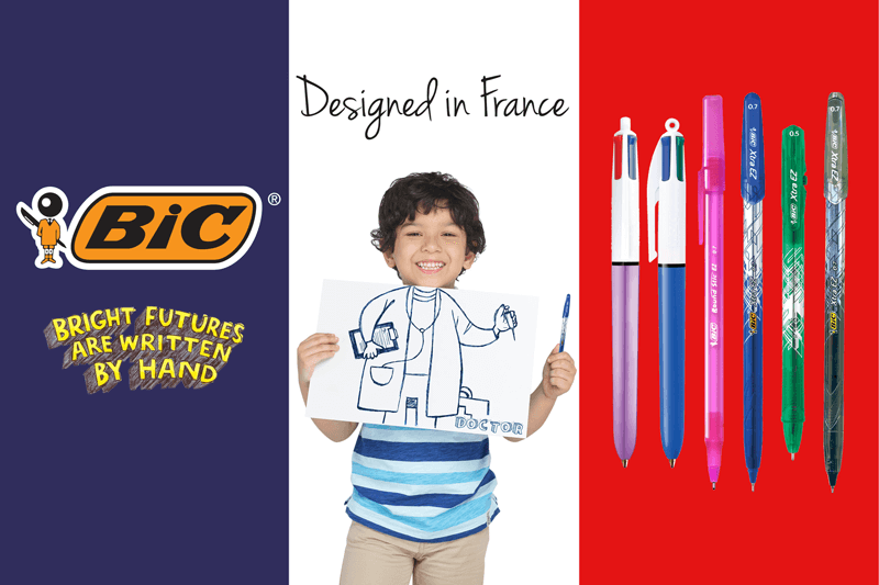 BIC COOL THIS BACK TO SCHOOL!