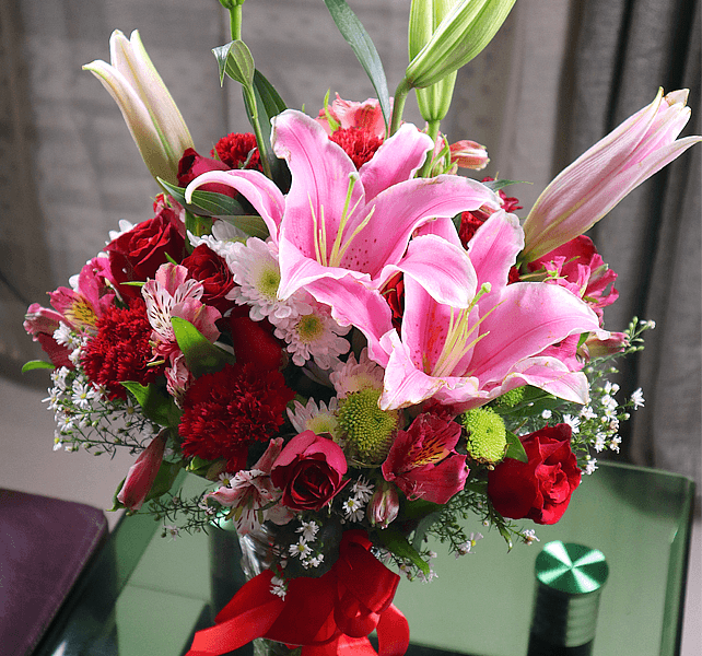 Flower Delivery for Mother's Day from Flower Chimp