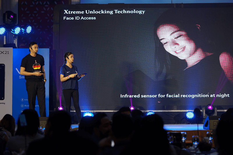 Vivo X21 Launch in the Philippines