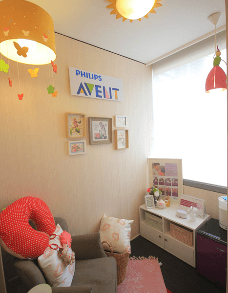 Philips AVENT COMFORTABLE ANYWHERE: Breastfeeding at Work