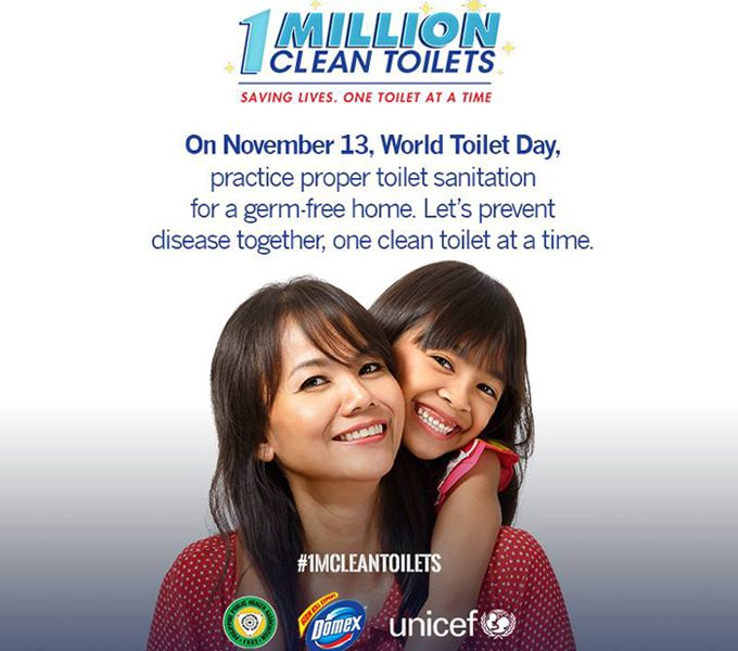 Join The World Toilet Day 2015 and Get A Chance To Win Domex Gift Packs!