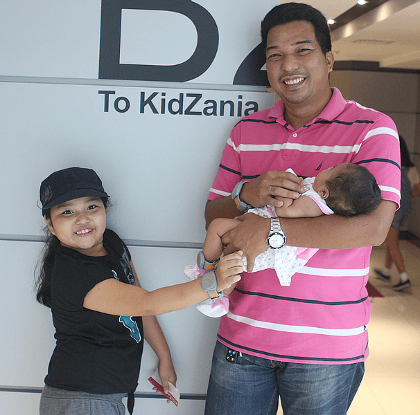 Ykaie's Adventure at KidZania Manila