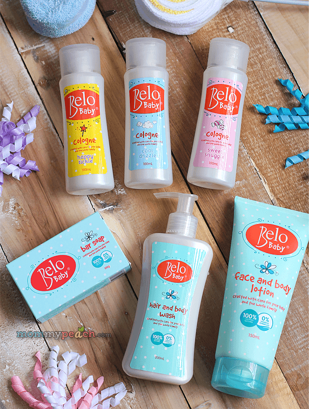 Belo Baby: Crafted For The Most Delicate Skin & The Most Meticulous Moms