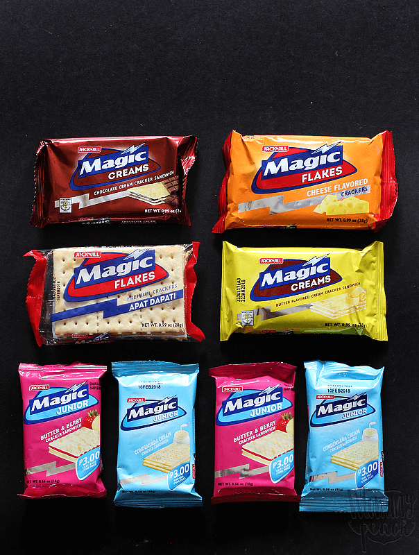 Magic Flakes