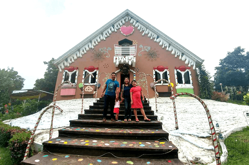 The Gingerbread House in Alfonso, Cavite