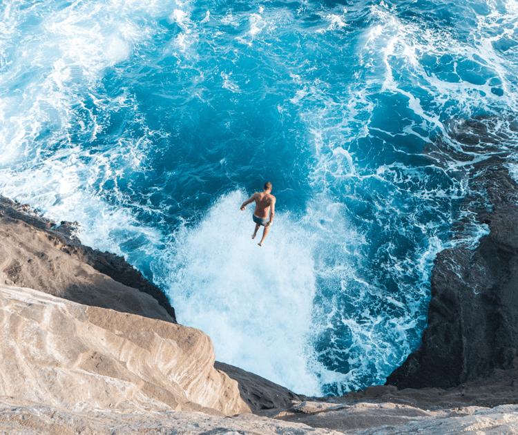 Adventure Sports in Bali