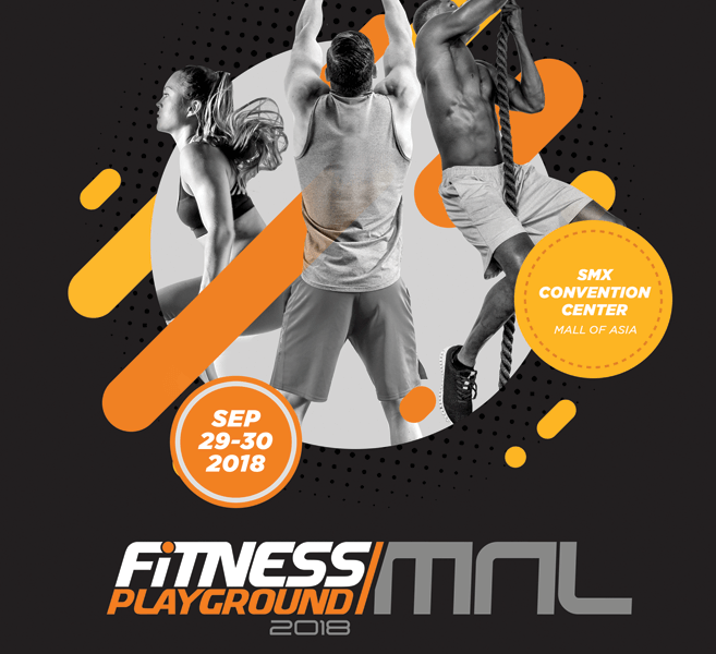 Manila is fit to Play at the first-ever Fitness Playground