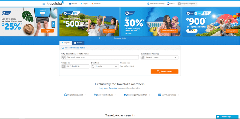 A Mommy's Travel Buddy: Traveloka Plus Multiple Airline Partners Equals Hassle-Free Bookings