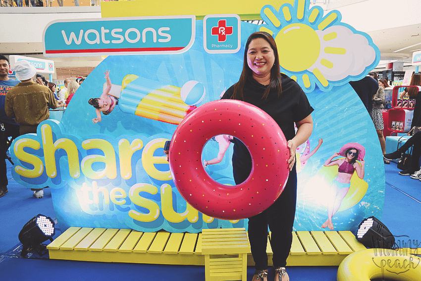 Get Your Summer Essentials at Watsons