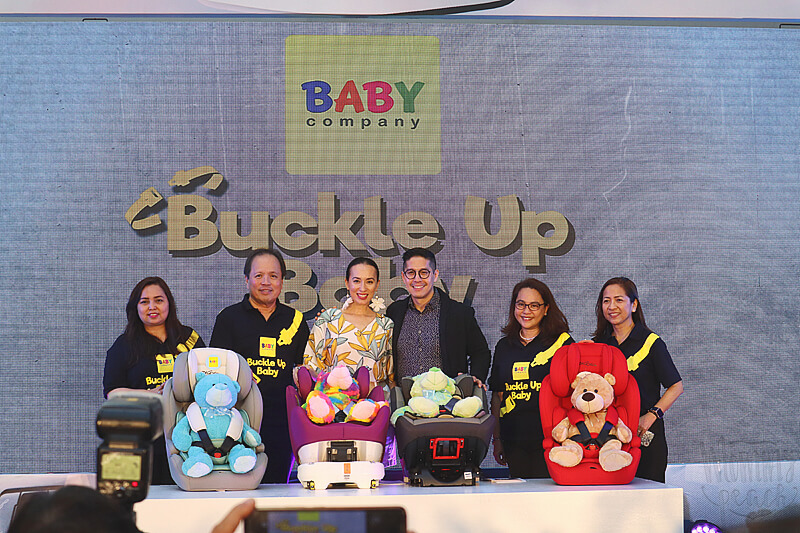 Baby Company's Buckle Up Baby Drive