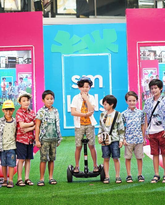 SM KIDS Fashion Play
