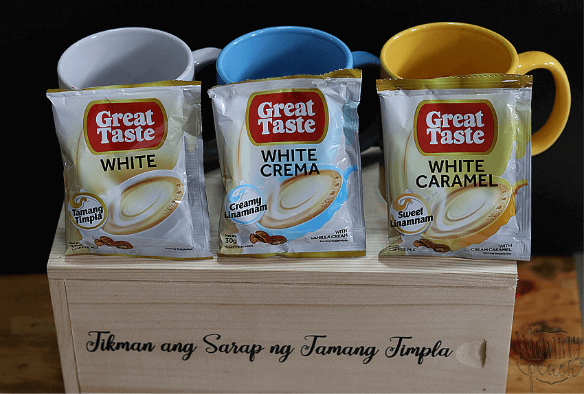 Wondering What Great Taste White's New Flavors Are?