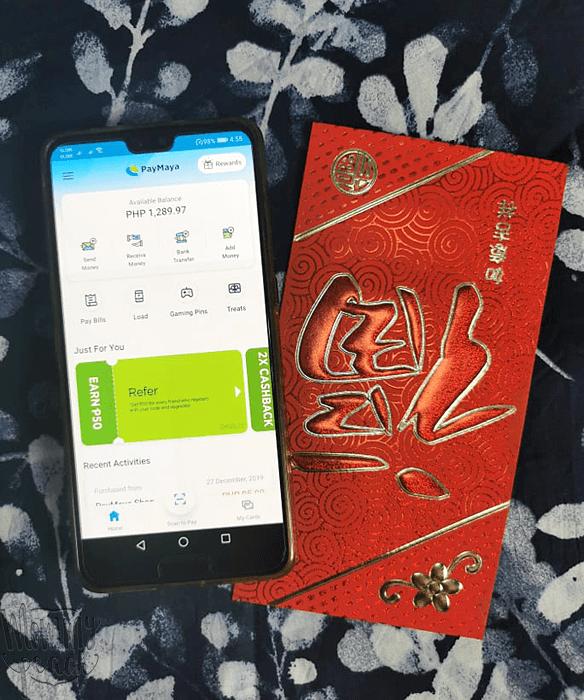 Send A Digital Ang Pao this Chinese New Year!