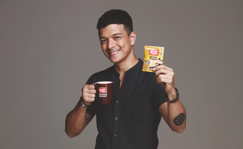 Jericho Rosales Talks About Finding The Right Balance With Great Taste Brown Barako