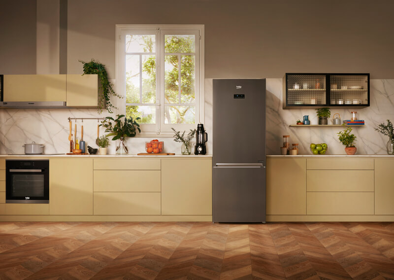 Beko Promotes Good Health Habits with EverFresh+ Technology