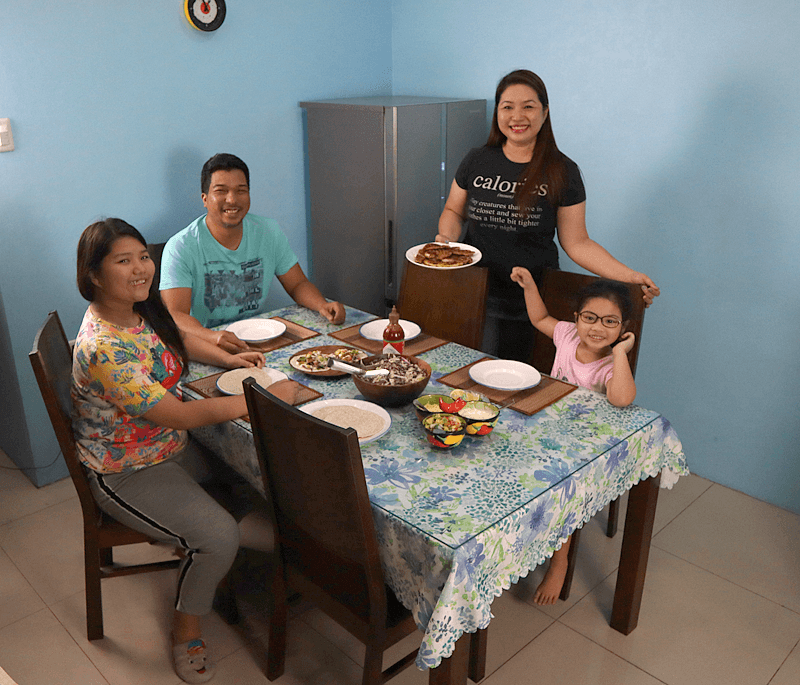 Choosing What's Healthy For My Family